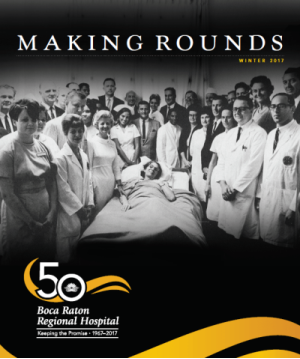 Making Rounds Winter 2017 Edition View PDF Button